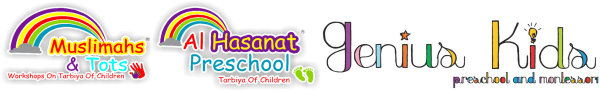 Muslimahs & Tots | Al-Hasanat Preschool | Genius Kids Prep